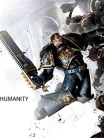 The Art Of Warhammer 40000 Space Marine海报